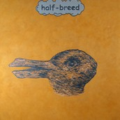 Half-breed (duck rabbit)