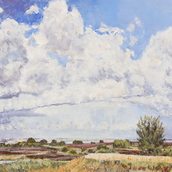 Clouds and Prairie (AC-007-08)