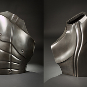 Male Torso as Armour
