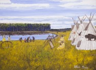 Saskatchewan Online Art Auction - Ending June 2nd