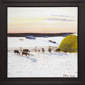 Saskatchewan Online Art Auction - Ending October 21