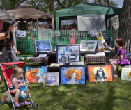 Park Art arts and craft market