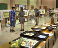 Live Preview - for Saskatchewan Online Art Auction