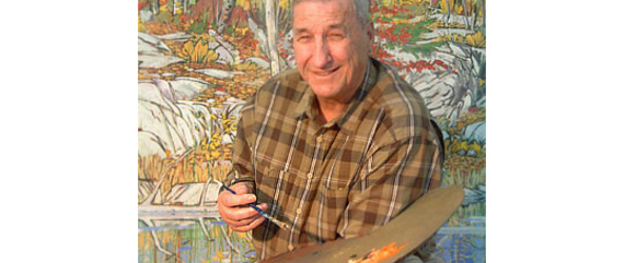 Regina Five Artist Ted Godwin Dies at Age 79