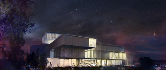 Design for Art Gallery of Saskatchewan Wins National Award