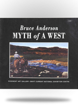 Related Product - Bruce Anderson: Myth of a West