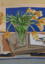Tulips on Table