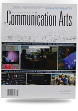 Communication Arts - Interactive Annual