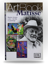 Art Book: Matisse