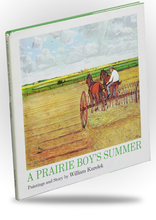 A Prairie Boy's Summer