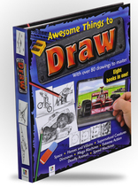 Related Product - Awesome Things to Draw