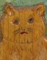 Untitled - Folk Art Kitty - Image 2